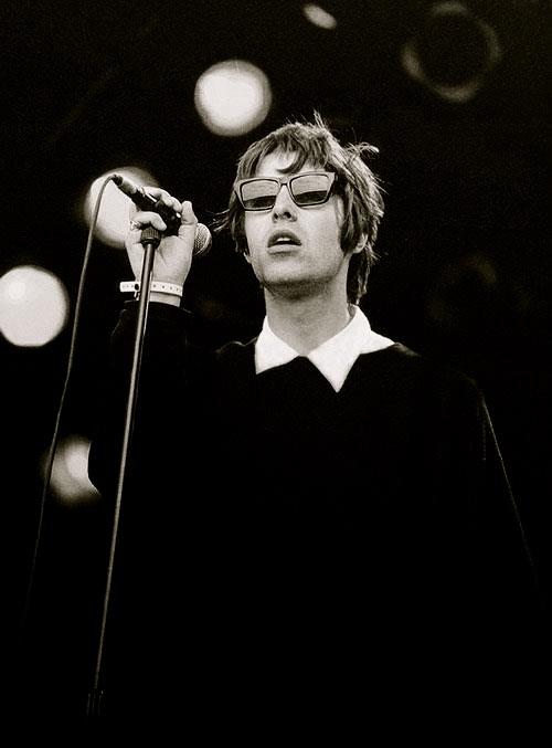 Liam Gallagher 1990s