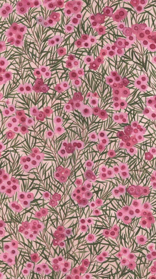 Textile Pattern Design by Natalie Ryan