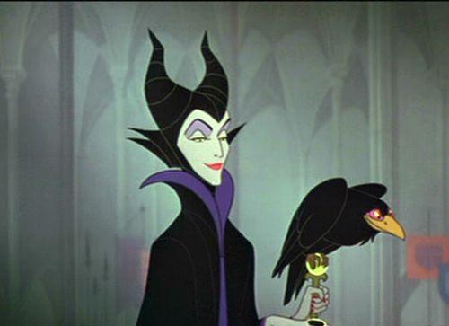 Maleficent, evil fairy
