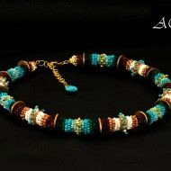 Colier – TAYTEN by EXOTIC AFRICAN JEWELRY COLLECTION