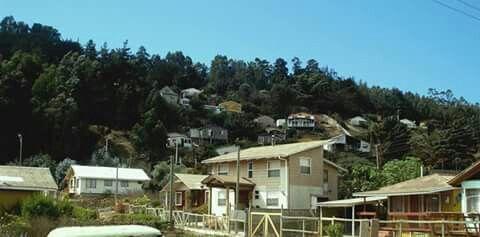 Cahuil, VI Region, Chile.