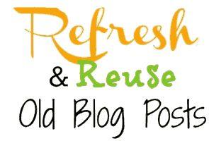 15 Tips Membuat Posting Baru dari Posting Lama