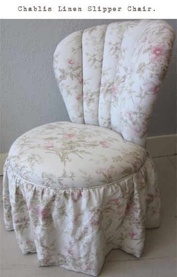 66 Best Images About Shabby Chair Covers On Pinterest