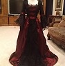 Adult Fair Maiden Renaissance Dress One Size Fits Most Women Costume Halloween
