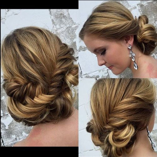 Effortless Bridesmaid Upstyles: 1000+ Images About Up Styles/formal Hair On Pinterest