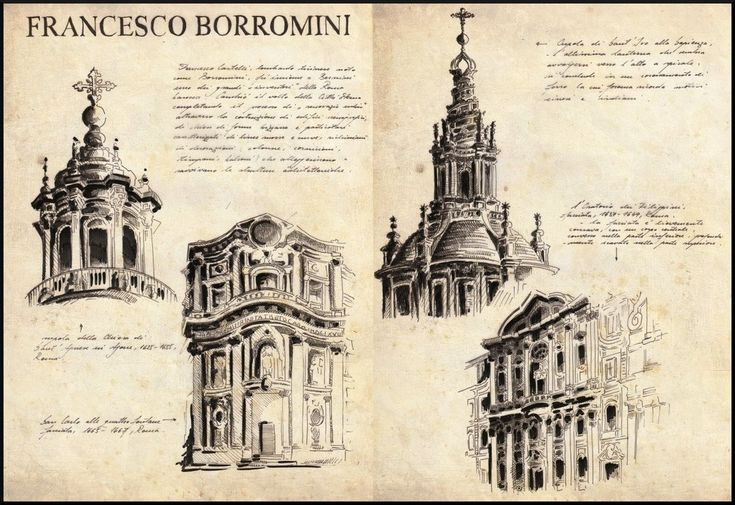 Imagini pentru borromini