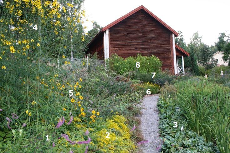Devepark. Suomalainen puutarha - kestävästi kaunis