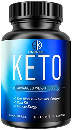 Keto Diet Pills by Pinnakkle | Advanced Keto Weight Loss Supplement | Ketogenic ...