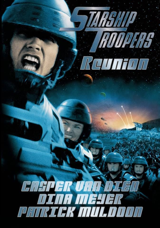 Starship Troopers Reunion April 24th - 26th 2015 The Westin Los ...