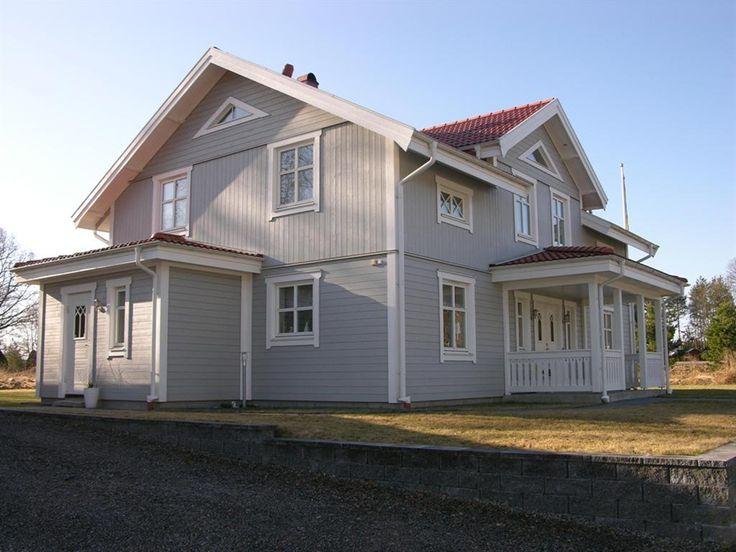 Die besten 17 bilder zu schwedenhaus auf pinterest for Skandinavisches holzhaus fertighaus