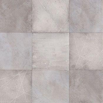 Våtrumsgolv Gerflor Gerbad Arty Grey, Rullvara