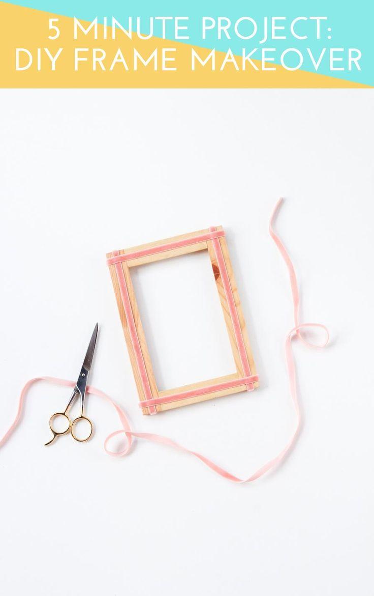 87 besten DIY Picture Frames Bilder auf Pinterest ...