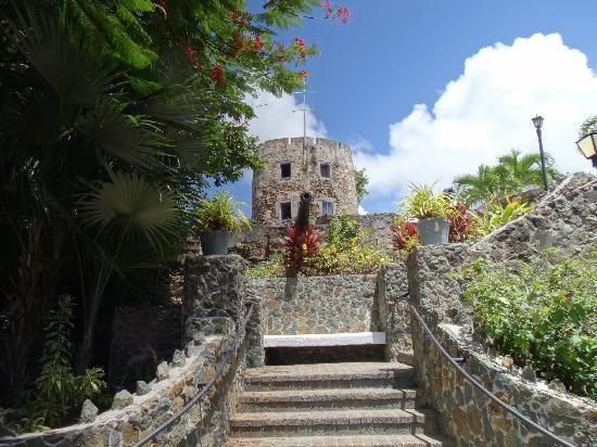 Frommers Virgin Island 9. Ausgabe