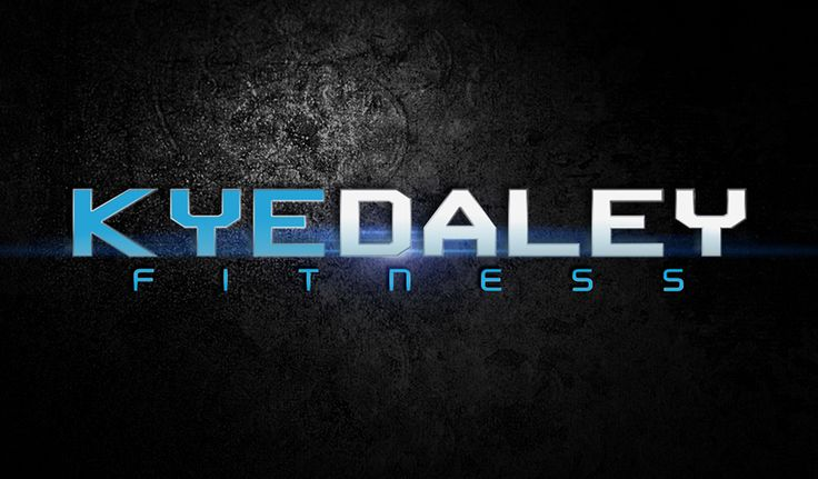 Logo Design for Kye Daley Fitness, Personal Trainer & Coach based in California.