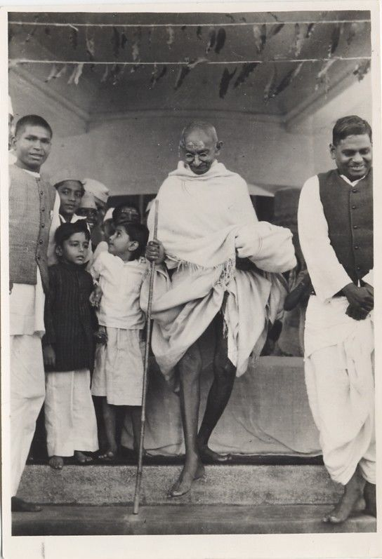 Gandhi and civil disobedience essay