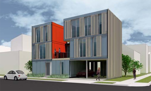74 Best Images About Prefab Multifamily Urban Infill