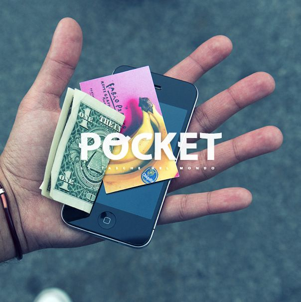 Pocket Project is a social experiment available through a video documentary that explores the world and the people who inhabit it through their pockets.  www.pocketproject.net  https://twitter.com/tourpocket http://instagram.com/pocketproject/  Instagram @Judy Project #pocketproject #pocketour