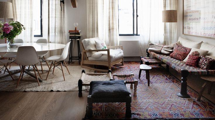 Un nouveau meuble la mode le charpoy d co - Salon indien colombes ...