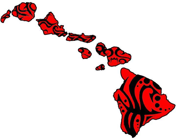 best 25+ hawaiian island tattoo ideas on pinterest | hawaiian