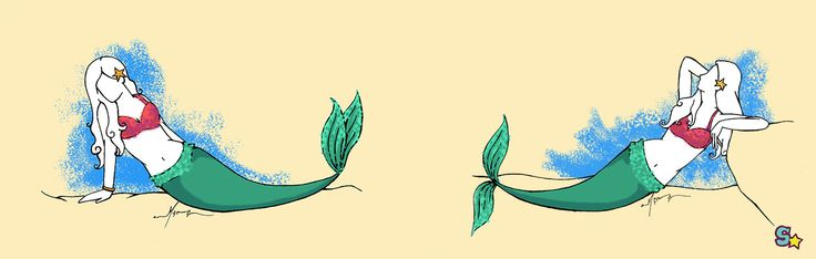 'Little Mermaid' (La Sirenita), del cuento de 'La Sirenita' de Hans Christian Andersen.