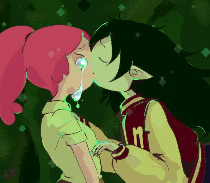I love this | Bubbline | Sugerless Gum | Marceline x Princess Bubblegum | Adventure Time | Varmints