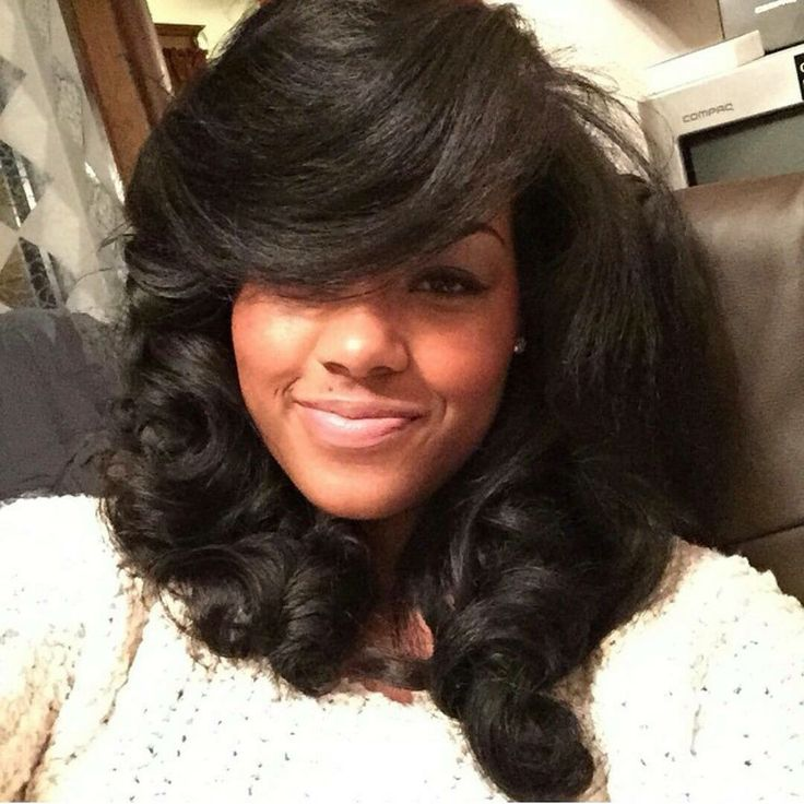 17 best images about natural hair silk press on pinterest colors body wave and curls. Black Bedroom Furniture Sets. Home Design Ideas