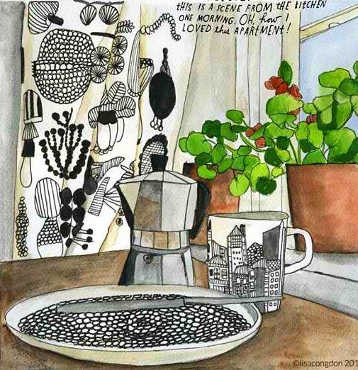 Lisa Congdon - Merrimeko-inspired