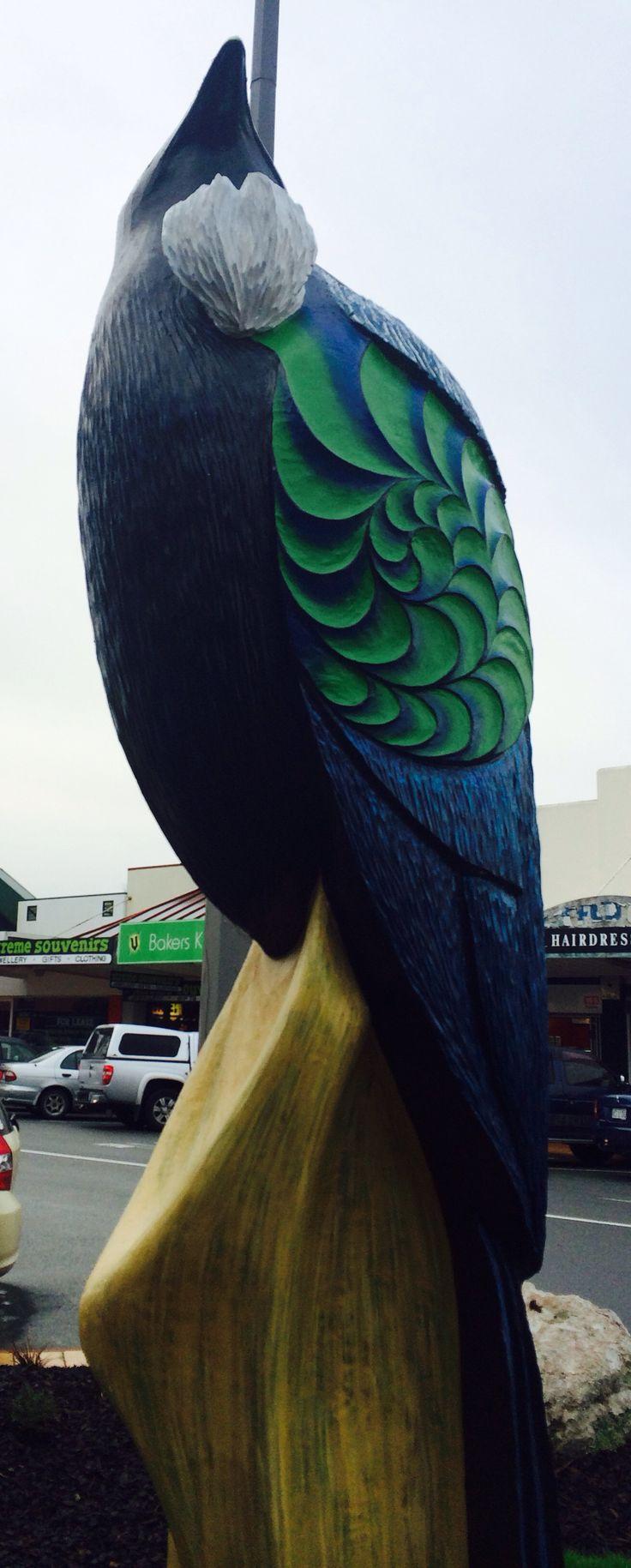 E Tui, ki Rotorua