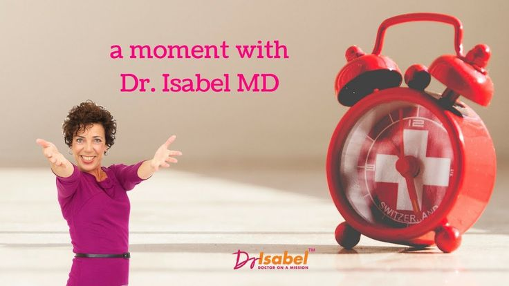 a Moment with Dr. Isabel MD / Doctoronamission
