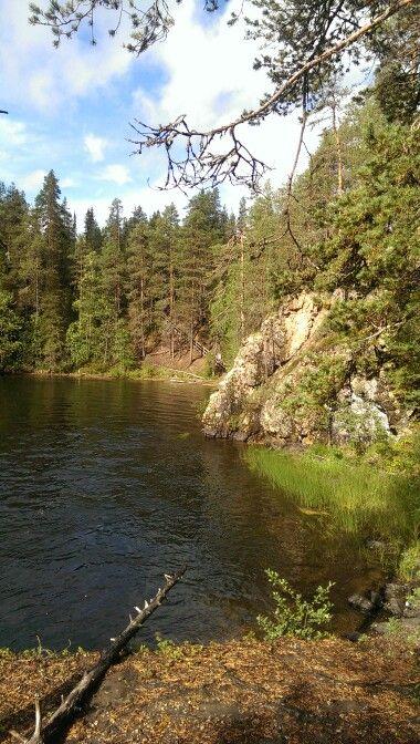 Pieni Karhunkierros, Kuusamo