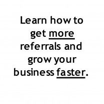 64 best the commercial cleaning business images on pinterest tips on getting referrals in the cleaning business just talks about the referral process fandeluxe Images