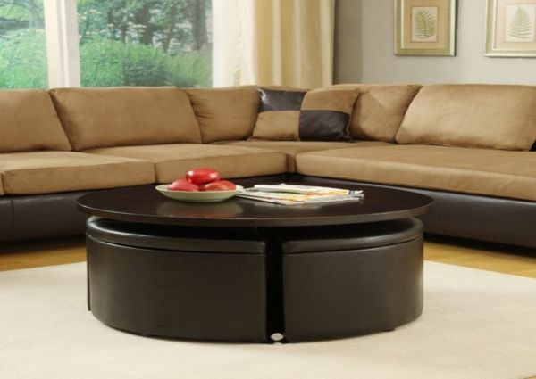 les 25 meilleures id es de la cat gorie table basse avec pouf sur pinterest table basse pouf. Black Bedroom Furniture Sets. Home Design Ideas