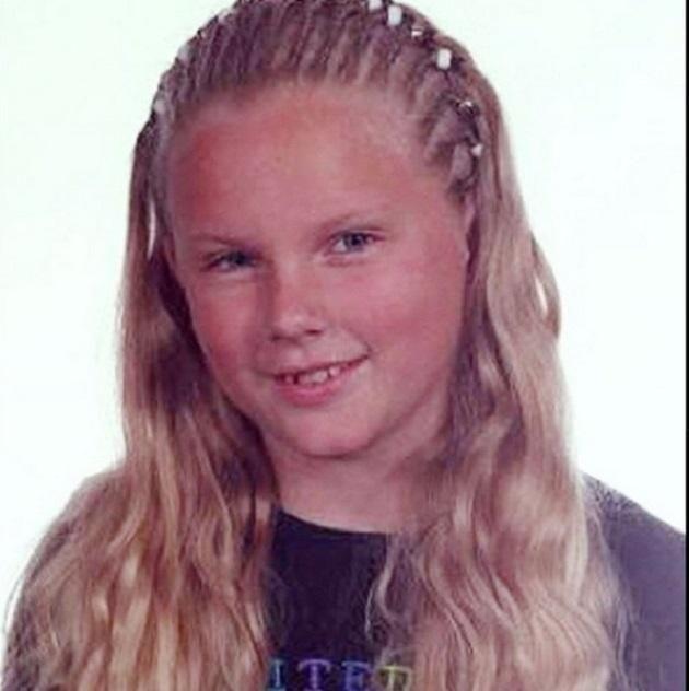 Les stars dans leur jeune temps - Taylor Swift (crédit photo: instagram.com/taylorswift)