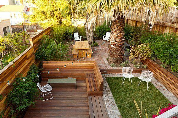 The 25+ best Sloped backyard landscaping ideas on ...