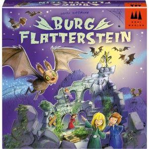 Flatterstein vára - izgalmas társasjáték