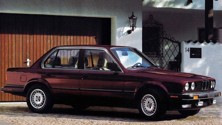 BMW 3 Series Sedan (E30) (1982 - 1992)