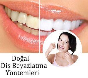 Doğal Diş Beyazlatma Yöntemleri - Çilek İle Diş Beyazlatma, Diş Beyazlatan…