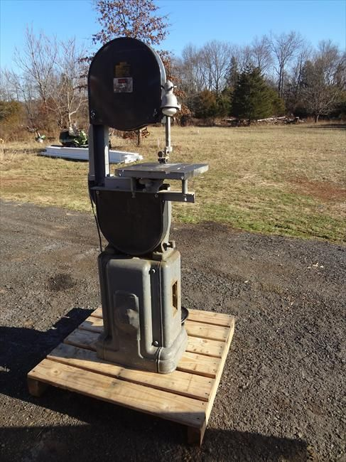 Delta Manufacturing Co Wood Amp Metal Bandsaw