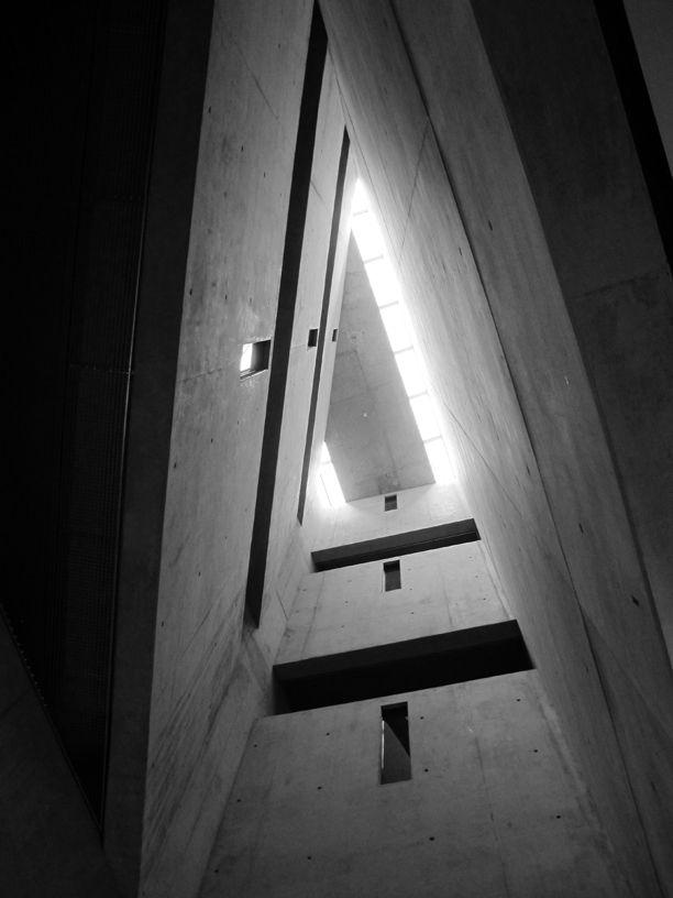 Daniel Libeskind Jewish Museum Berlin #architecture