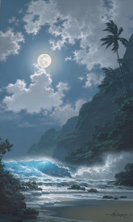 Midnight Rhapsody, Roy Tabora