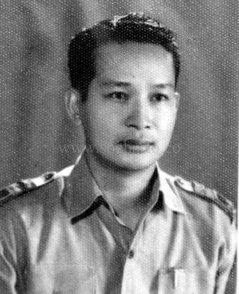Soeharto muda...