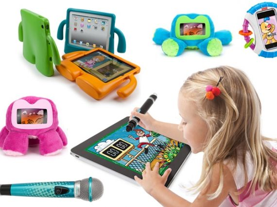 10 Awesome iPod, iPad & iPhone Accessories for Kids of All Ages | iVillage.ca