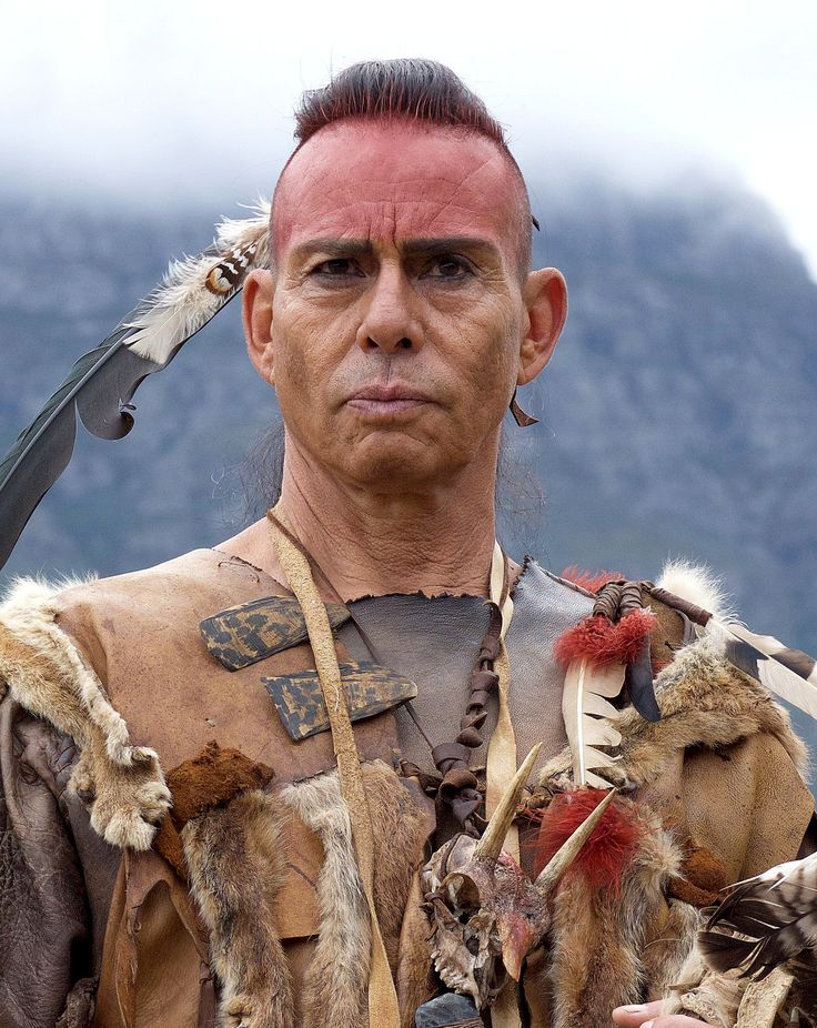 Raul Trujillo as Massasoit, the leader of the Pokanoket tribe  - National Geographic Channels/David Bloomer