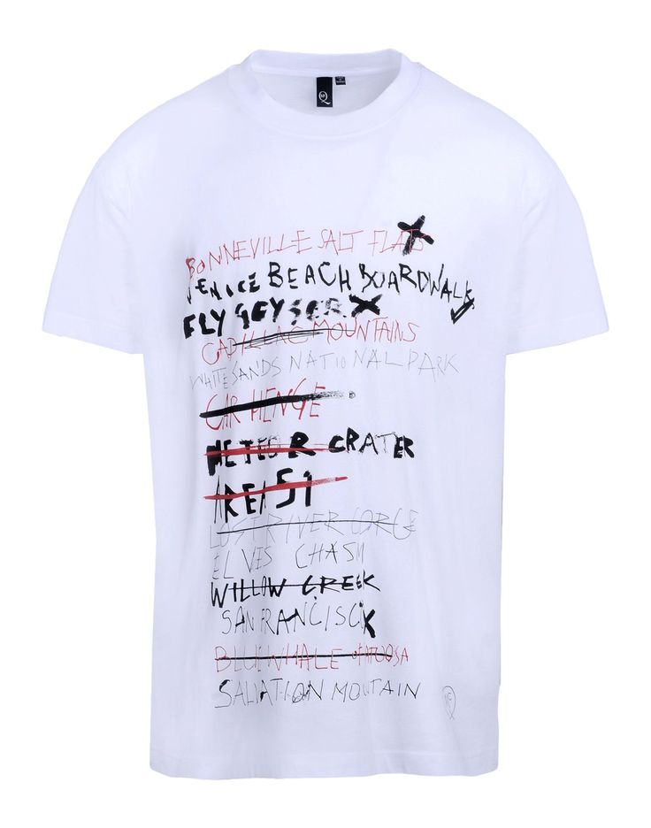 Mcq Alexander Mcqueen Short Sleeve t Shirt - Mcq Alexander Mcqueen Men - thecorner.com