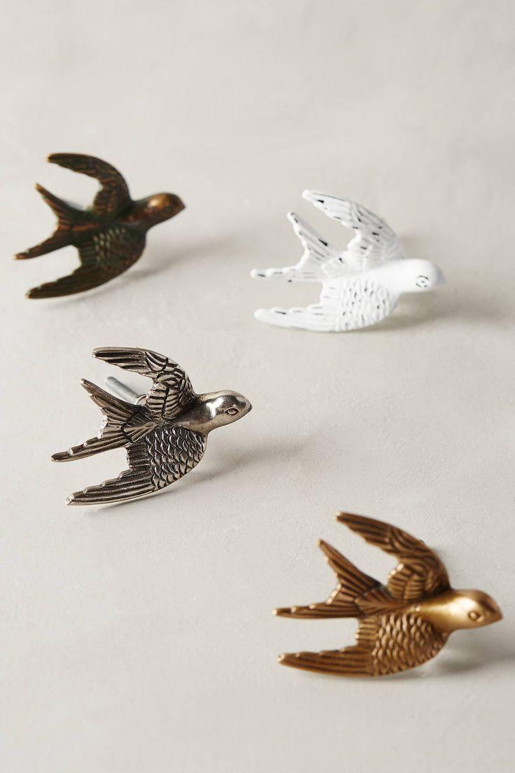 13 best Bird hardware images on Pinterest   Drawer knobs ...