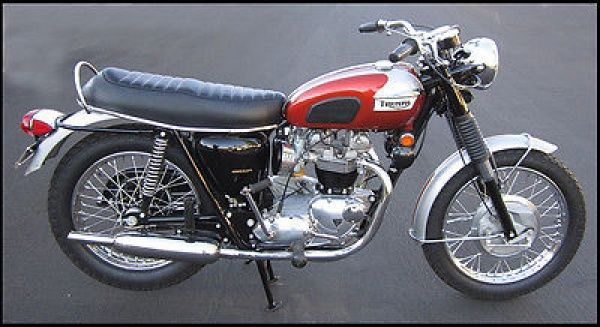 1969 TRIUMPH BONNEVILLE T120R
