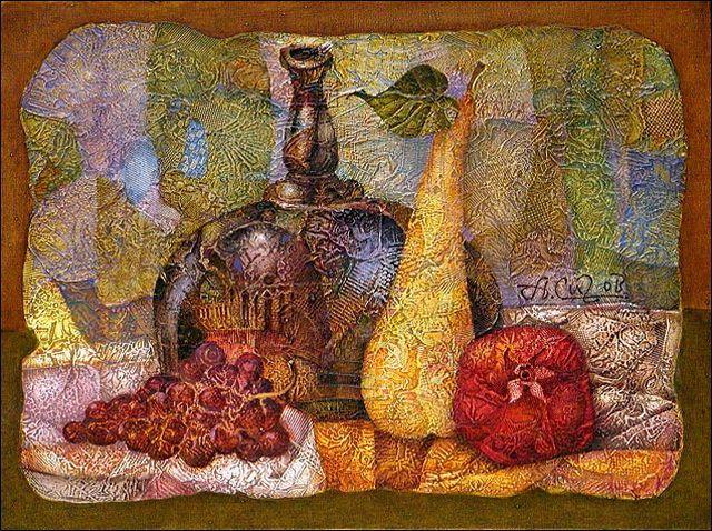 Alexander Sigov. Russian painter.