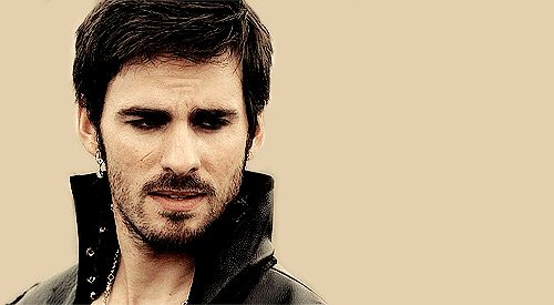 Pin for Later: 26 Moments That Made You Fall Hook, Line, and Sinker For Colin O'Donoghue When He Smirked and You Died a Little Bit Inside
