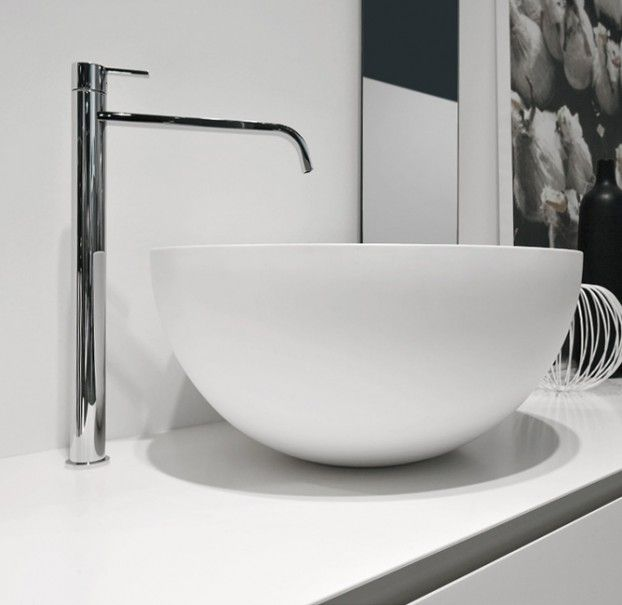 lavabi: URNA ANTONIO LUPI - arredamento e accessori da bagno - wc, arredamento, corian, ceramica, mosaico, mobili, bagno, camini, cromoterap...