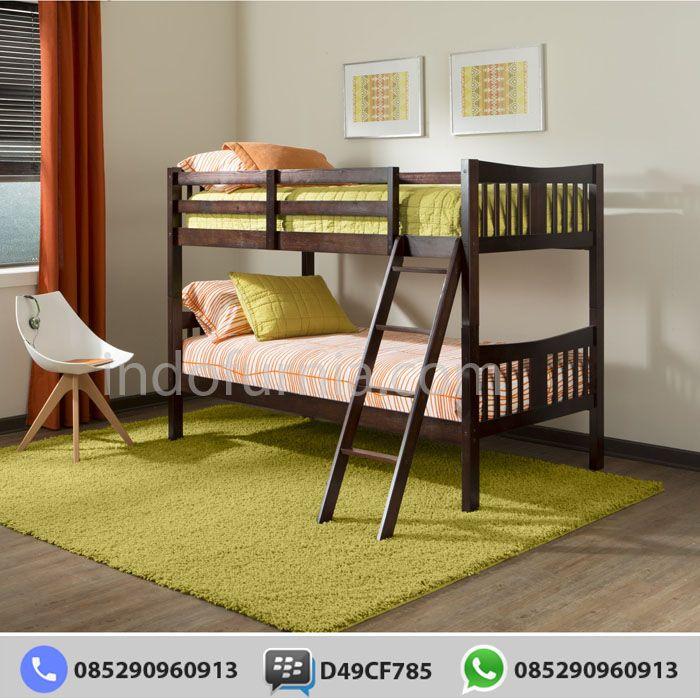 Tempat Tidur Anak Tingkat TTA-08